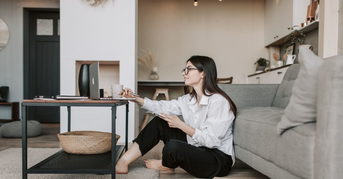 Mental Health Awareness Working From Home